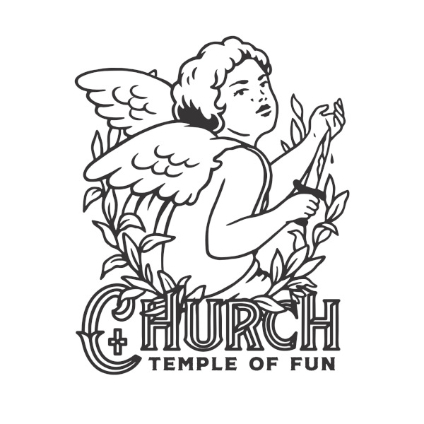 Church Temple of Fun